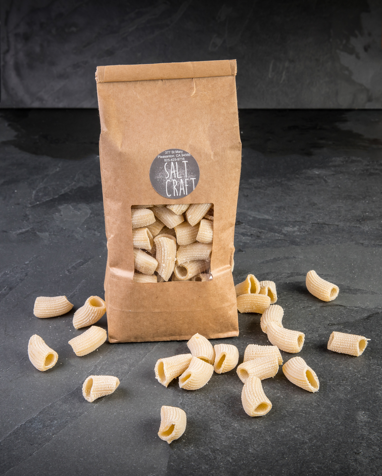 salt craft rigatoni
