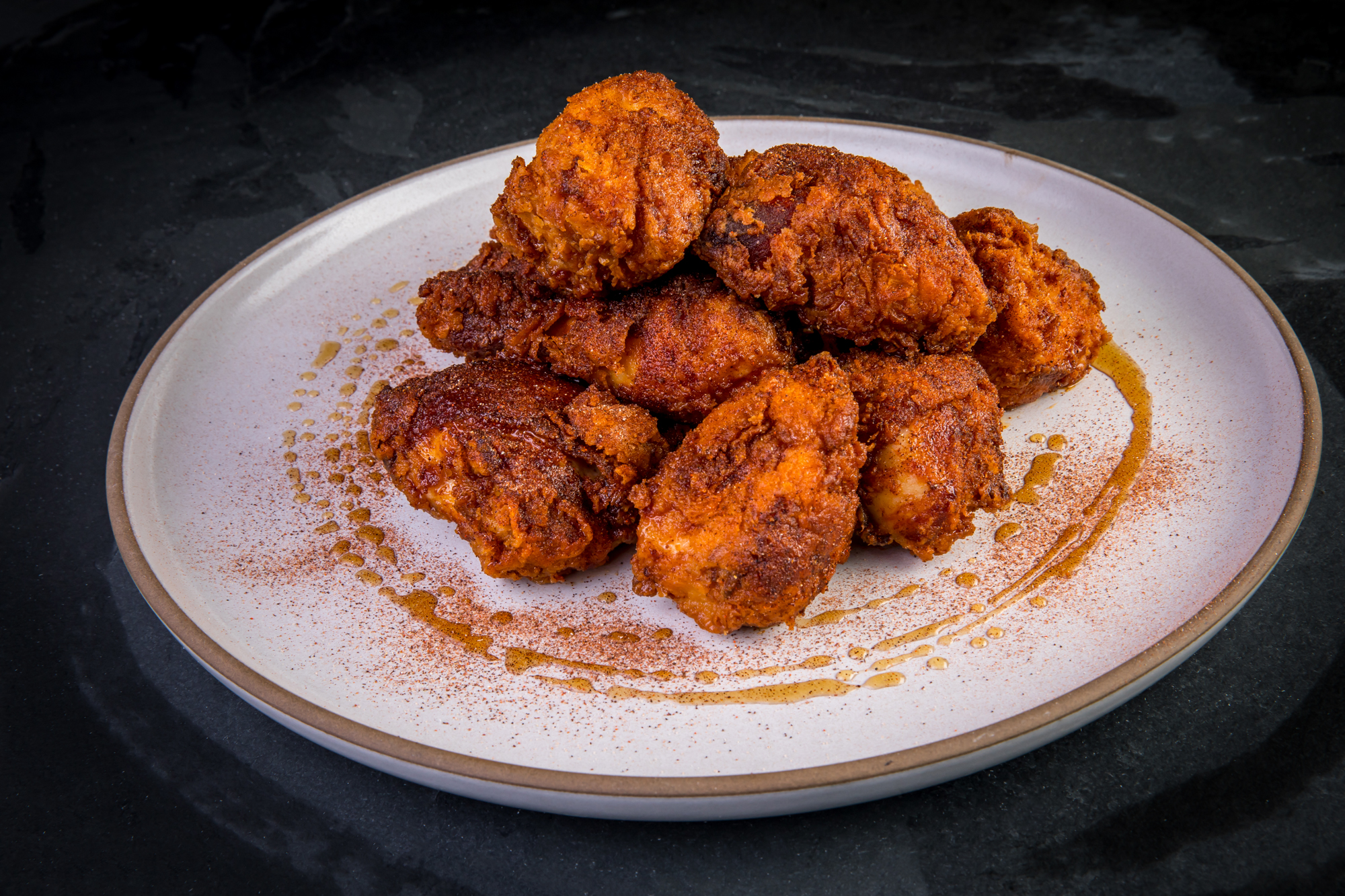 salt craft fried chicken