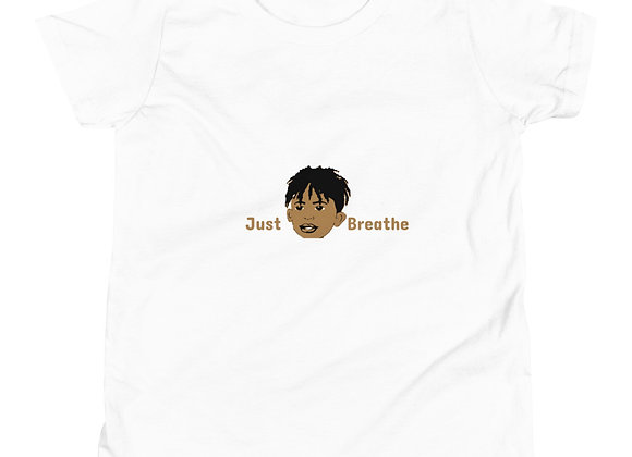 Just Breathe Youth Short Sleeve T-Shirt