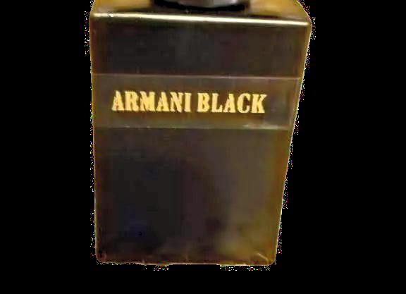 Black Code (M) Armani Designer Fragrance- 1.0 Oz