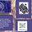 Thumbnail: Blue Kynite- Tumbled