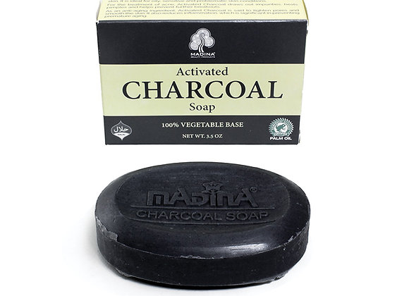 Activated Charcoal Soap - 3.5 oz.