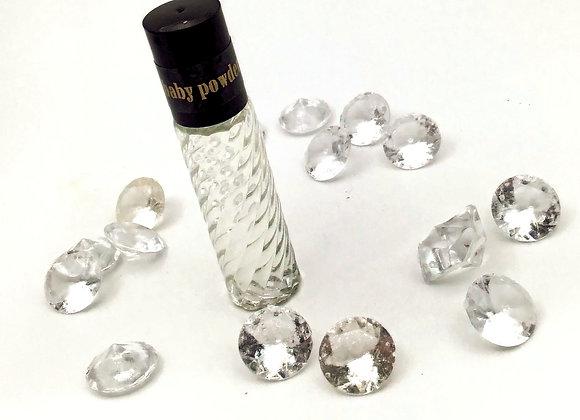 Baby Powder - Clear Fragrance Oil  - 1/3 Oz Bottle