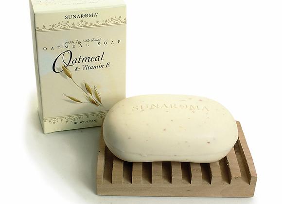 Oatmeal & Vitamin E Soap