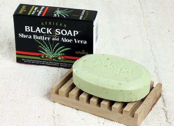 Shea Butter & Aloe Vera Soap - 3½ oz.