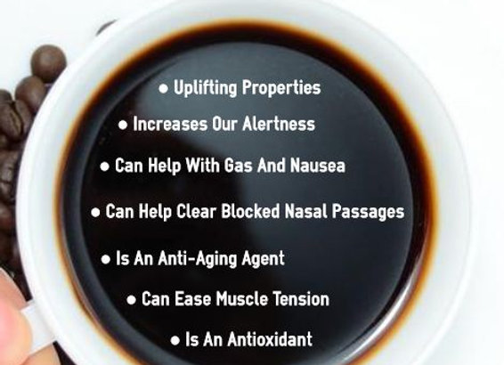 Coffee Essential Oil - 1/3 oz. oil bottle