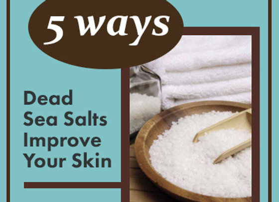 Dead Sea Salt Detox Bath Soak