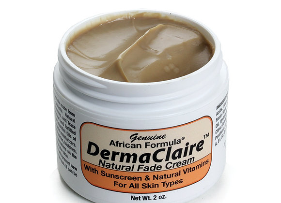 DermaClaire Natural Fade Cream - 2 oz.