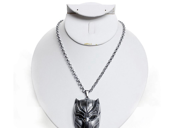 Black Panther Movie Inspired Necklace