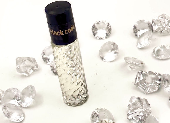 Black Code (M) Armani Designer Fragrance- 1/3 Oz