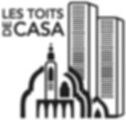 LOGO CASA VECTORISE TAILLE 5cm NB 300DPI