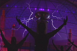 World's Largest Tesla Coil EVER!