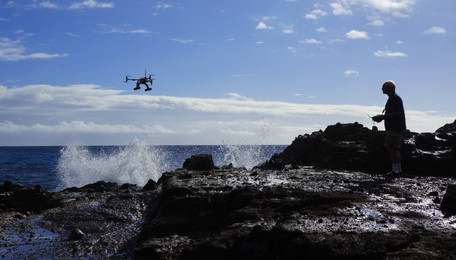 Early Marine Drone