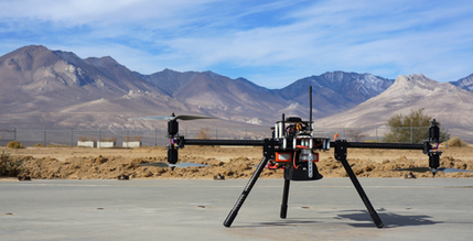 3D Mapping Drone