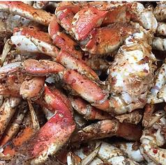 Garlic Dungeness Crab