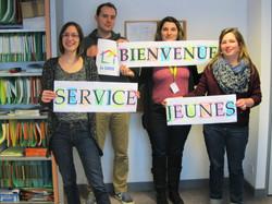 Service Jeunes Association Le LOGIS