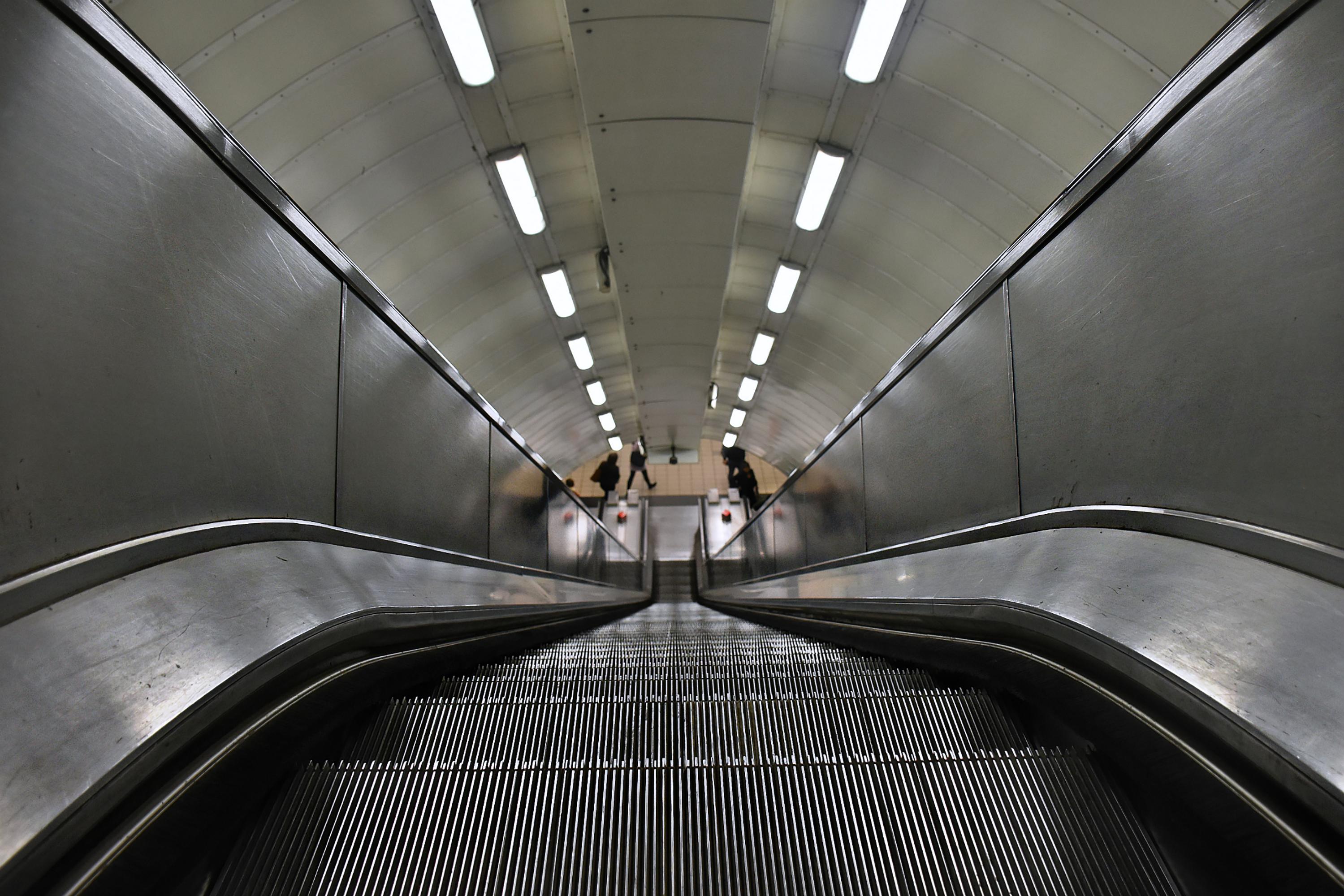 Tottenham Court Road Underground