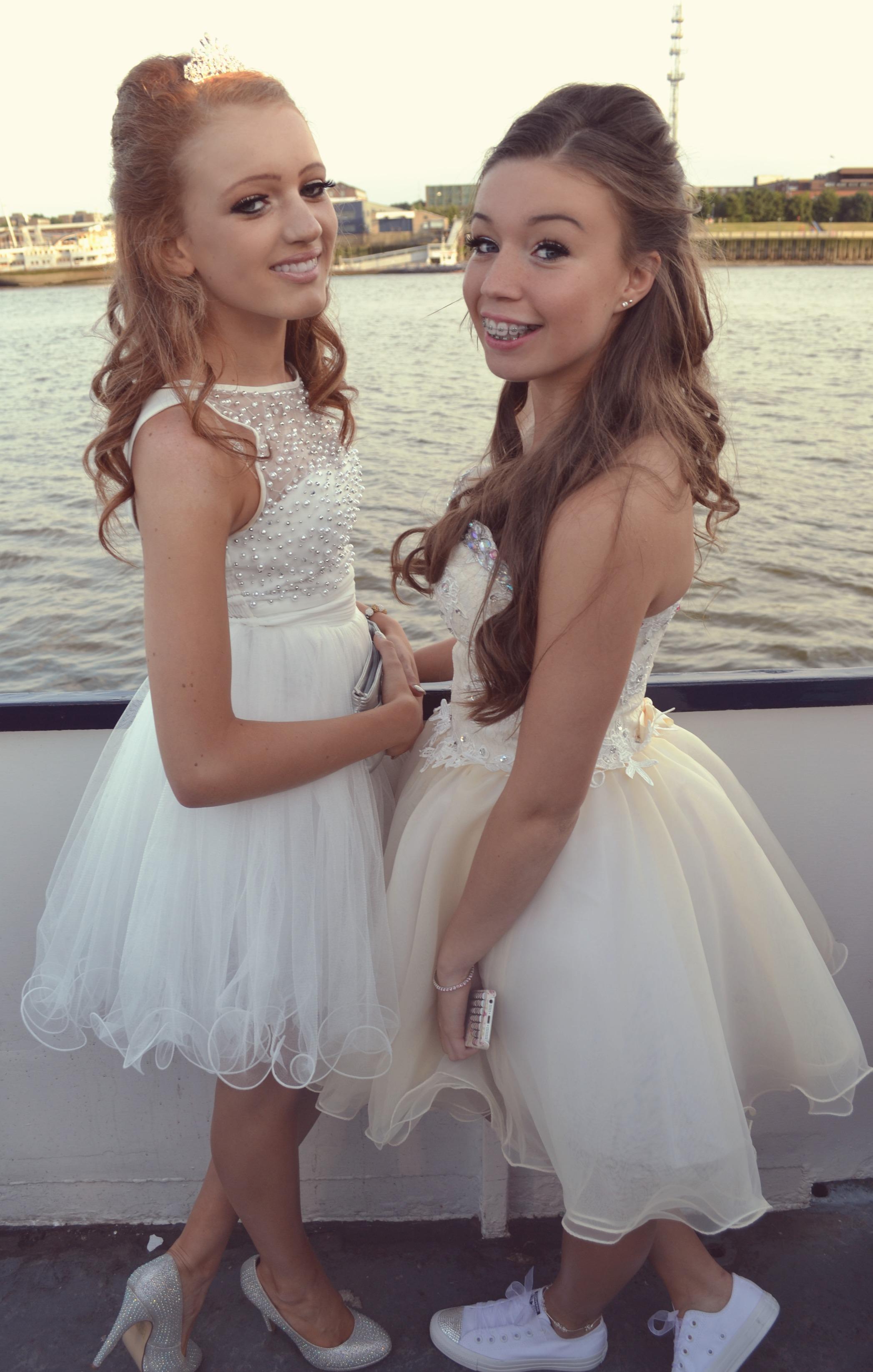Jade and Charlotte