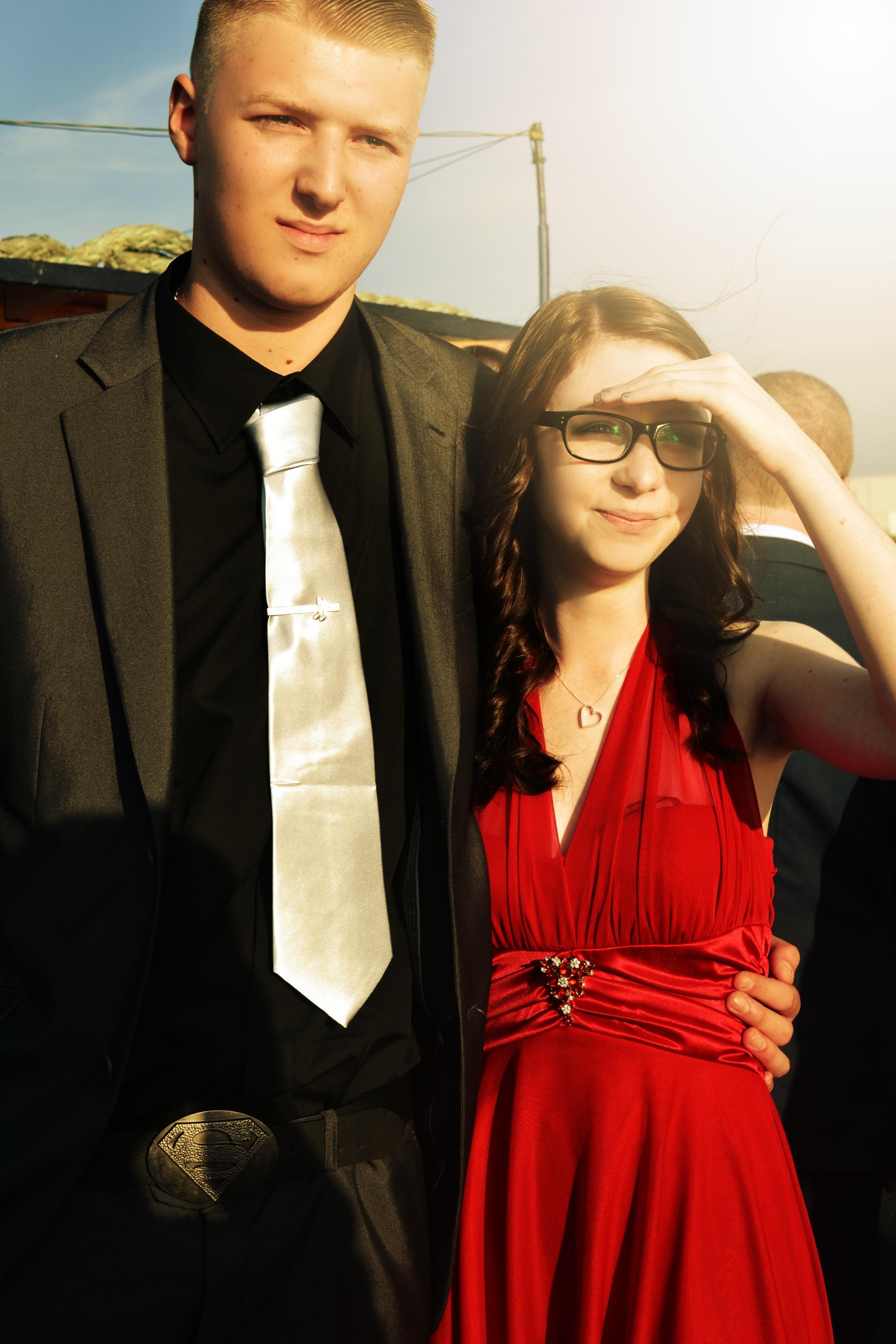 Aaron and Josie