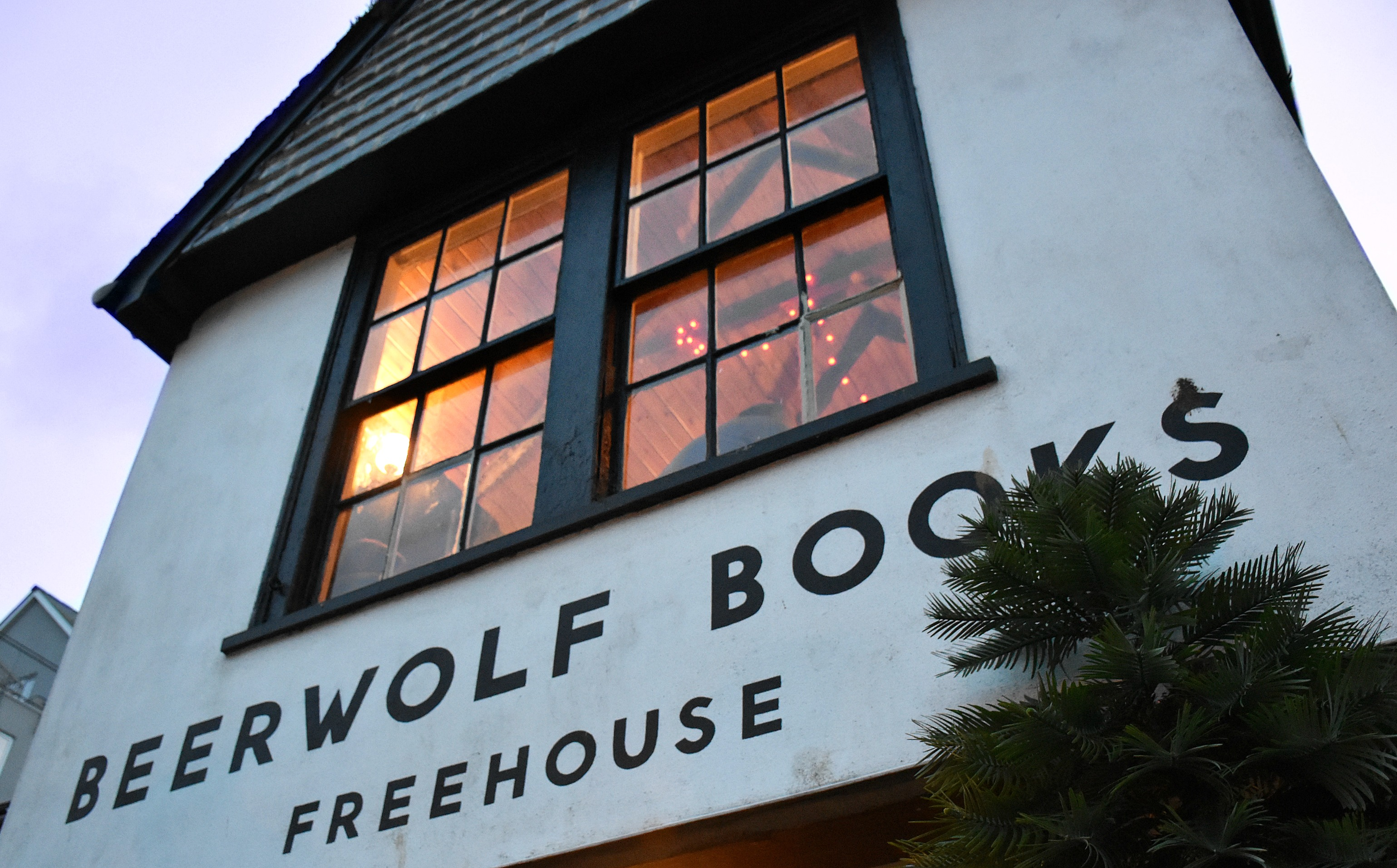 Beer wolf Books Freehouse Project