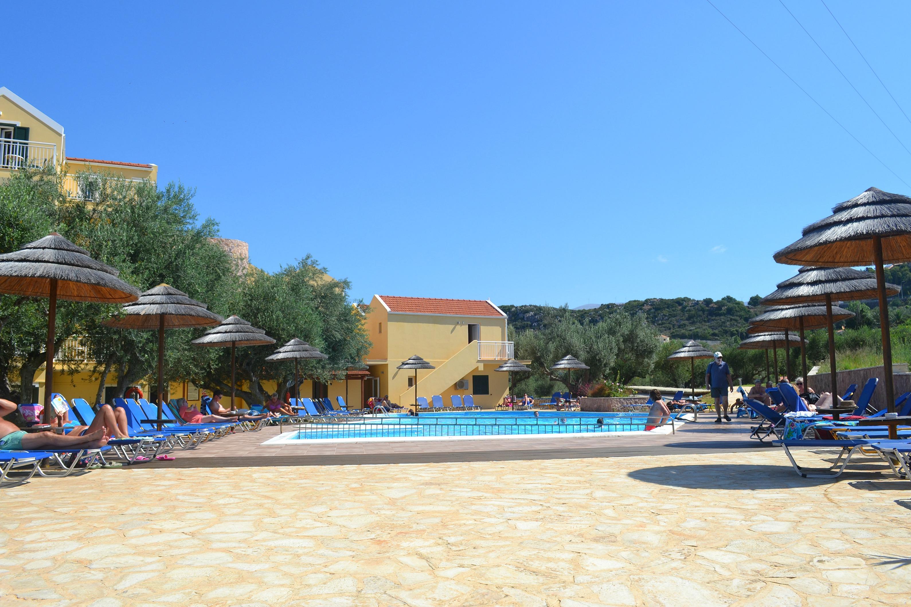 Lassi Hotel pool
