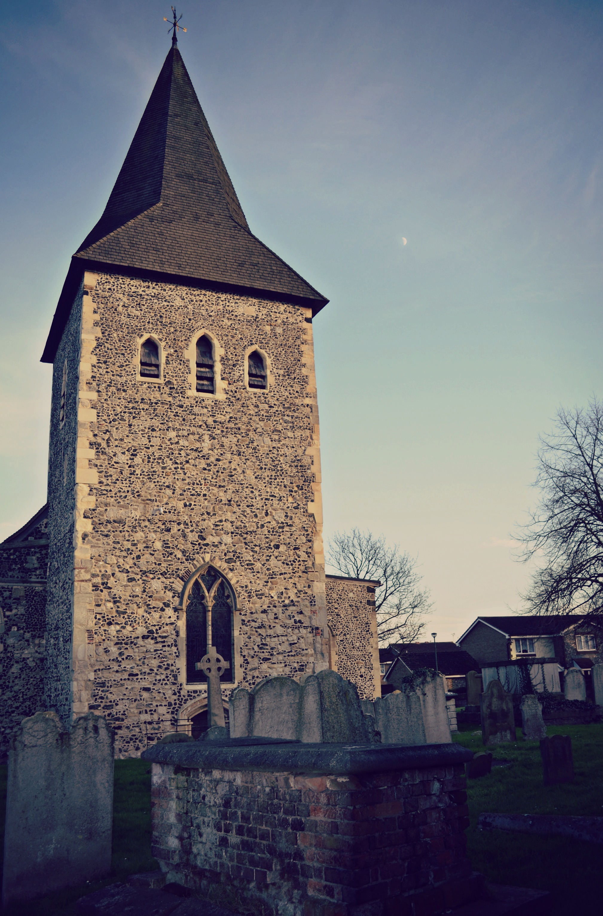 St Peter and St Paul's Church Tower