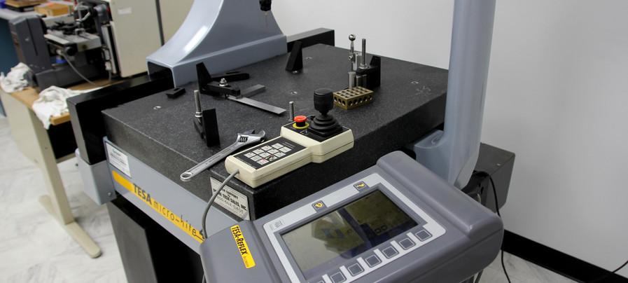 automated CMM inspection machine