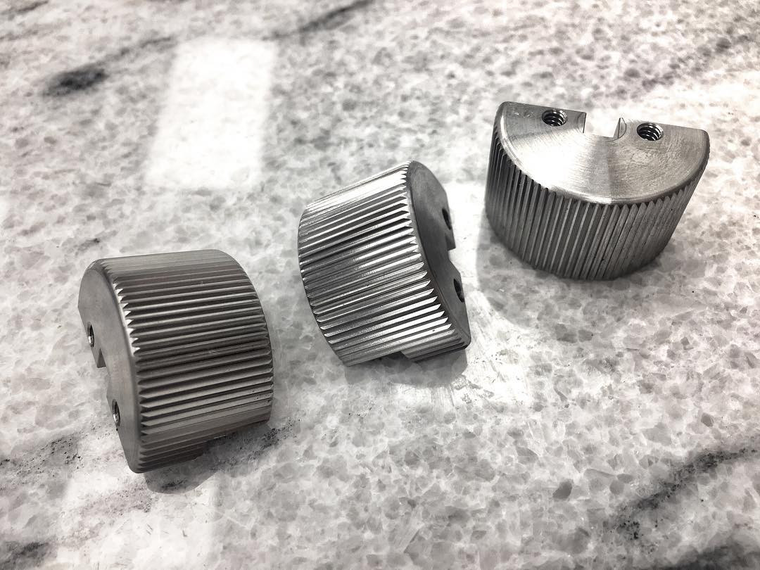17-4 stainless steel robotics components