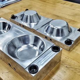 Tooling for carbon fiber production layup