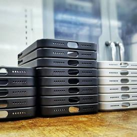 Billet aluminum iPhone cases