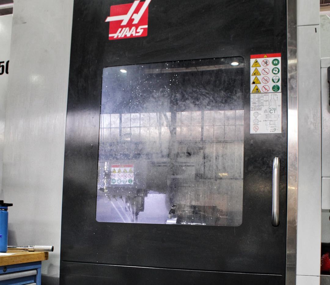 5-axis Haas UMC-750