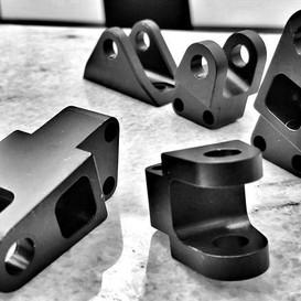 5-axis formula racecar suspesion brackets
