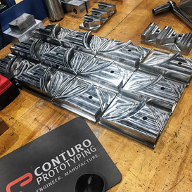 304 stainless steel robotics components