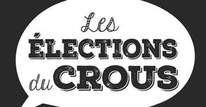 Les élections CROUS