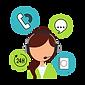 service client marketing digital agence