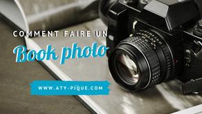 Comment créer un book photo professionnel ?