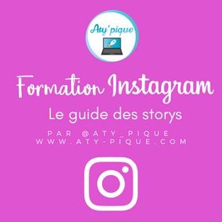 Le guide des Storys sur Instagram