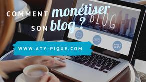 Comment monétiser son blog ? 9 manières de gagner de l'argent