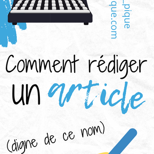 Comment rédiger un article SEO friendly ?