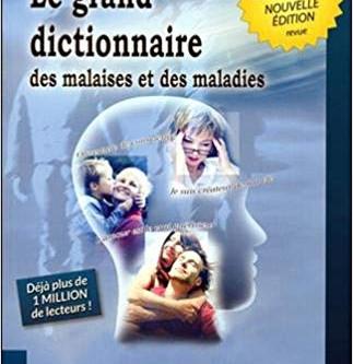 """Livre """"Le grand dictionnaire des maladies"""""""