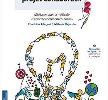 """Livre """"réussir son projet collaboratif"""""""