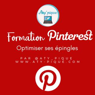 Optimiser ses épingles sur Pinterest