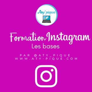 Formation Instagram - Les bases - Le fonctionnement de l'application