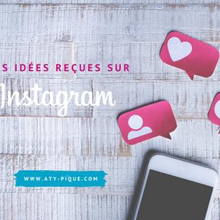 Les idées reçues sur Instagram