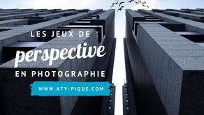 Les jeux de perspective en photographie