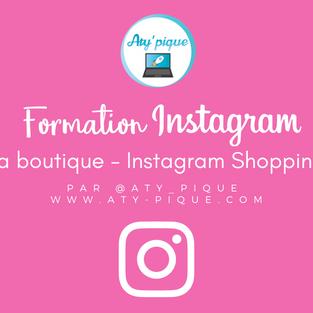 La boutique - Instagram Shopping
