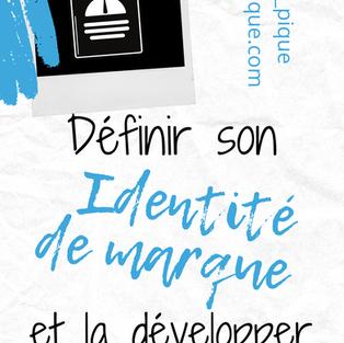 Construire l'identité et développer l'image de sa marque sur le net