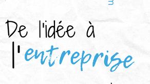 Lancer son business, de l'idée à l'entreprise