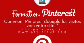 Comment Pinterest décuple les visites vers ton site internet