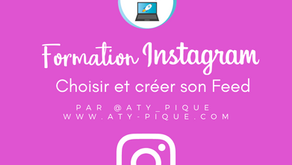 Choisir son modèle de Feed pour Instagram